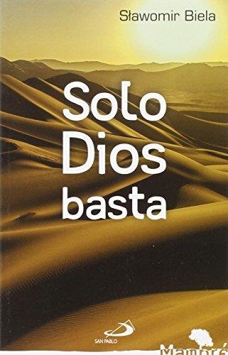 9788428546706: Solo Dios basta (Mambré)