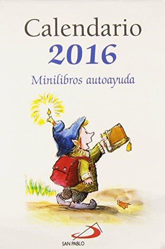 9788428547352: CALENDARIO (2016) TACO MINILIBROS AUTOAYUDA (SAN PABLO)