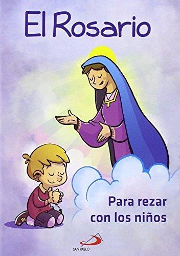 9788428548106: El Rosario para rezar con niños (Mis primeros libros)