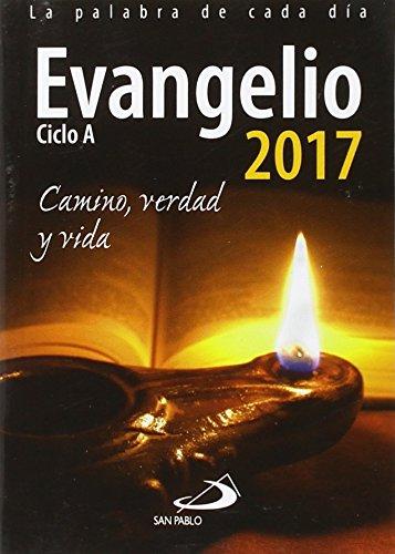 9788428550451: Evangelio 2017