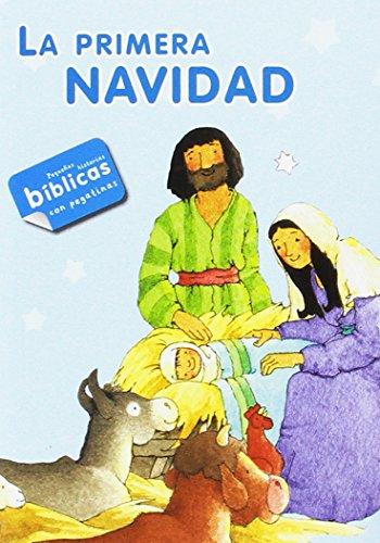 9788428550819: La primera Navidad: con pegatinas (Mis primeros libros)