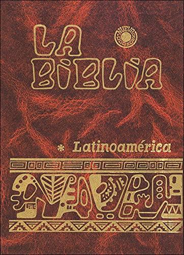 9788428551281: La Biblia Latinoamérica (Bolsillo flexibinder bicolor)