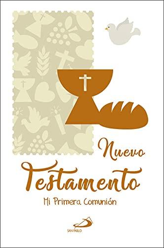 9788428552882: Nuevo Testamento: Letra grande. Primera Comunión (Biblia infantil) - 9788428552882