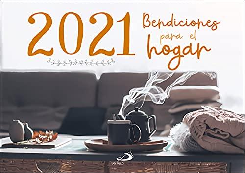 9788428558907: Calendario de pared Bendiciones para el hogar 2021 (Calendarios)
