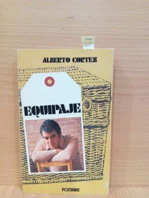 9788428602945: Equipaje (Coleccion de bolsillo ; 27) (Spanish Edition)