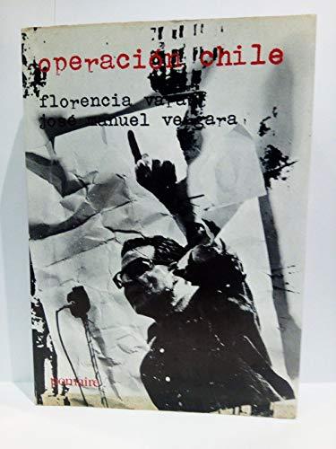 Operacio?n Chile (Spanish Edition): Varas, Florencia