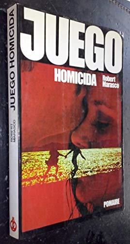 9788428606189: Juego homicida