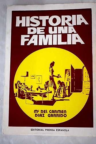 9788428702843: Historia de una familia (Spanish Edition)