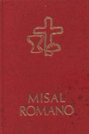 9788428804097: Misal Romano (España)