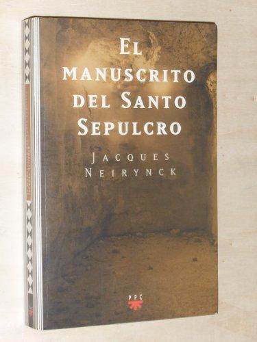 9788428813211: El manuscrito del Santo Sepulcro