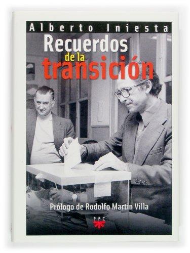 9788428817363: RECUERDOS DE LA TRANSICION