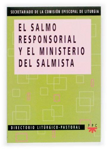 9788428819190: El salmo responsorial y el ministerio del salmista