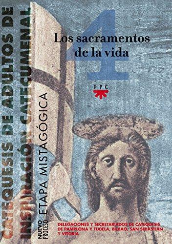 9788428819596: Los Sacramentos De La Vida (Catequesis Pais Vasco)
