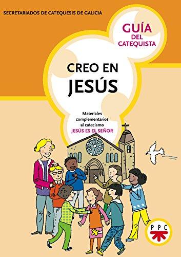 9788428820424: Creo en Jesús. Guía del catequista