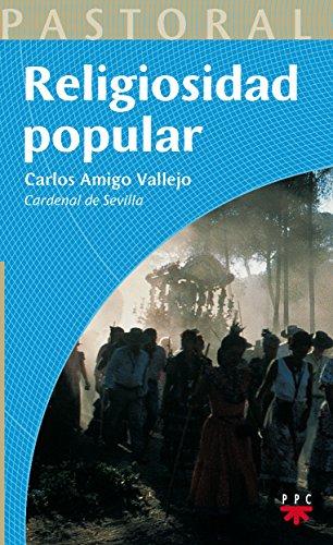 9788428820776: Religiosidad popular (Pastoral)