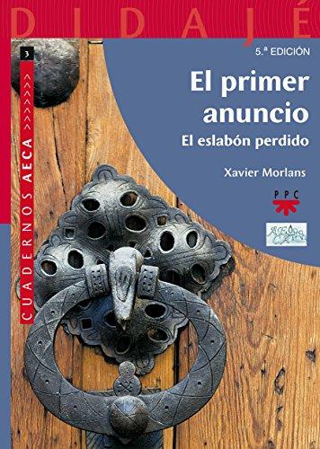 9788428821452: PRIMER ANUNCIO, EL