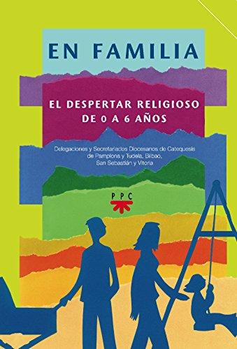9788428821643: En Familia. El Despertar Religioso (Catequesis Pais Vasco)