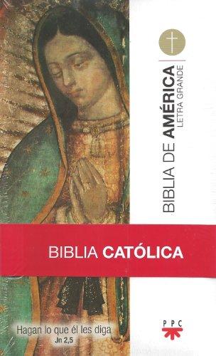 Biblia de Amà rica. PPC. Letra Grande. Rústica (Biblia) (Spanish Edition)