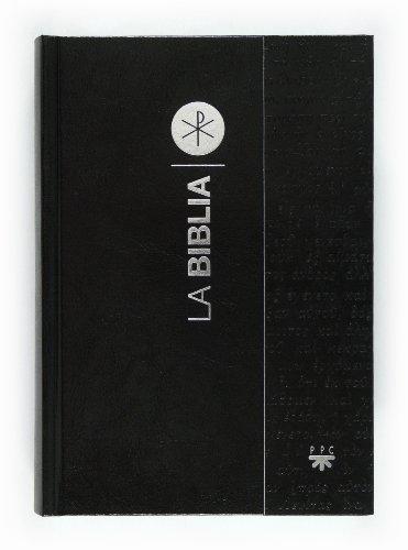 9788428823500: La Biblia. Manual [Cartoné]: Completa con notas