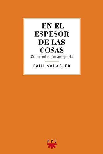 9788428825184: En El Espesor De Las Cosas (GS)