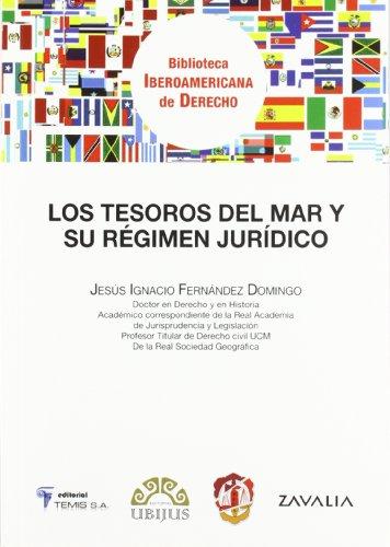 9788429015836: Los Tesoros del Mar y Su Regimen Juridico