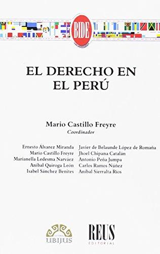 El Derecho en Perú: Sierralta Ríos, Aníbal;