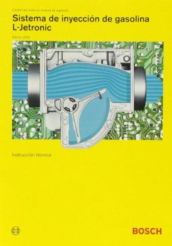 9788429104240: Sistema de Inyeccion de Gasolina - L-Jetronic (Spanish Edition)