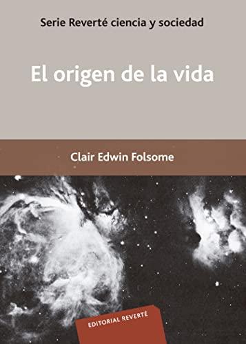 9788429118179: El Origen De La Vida