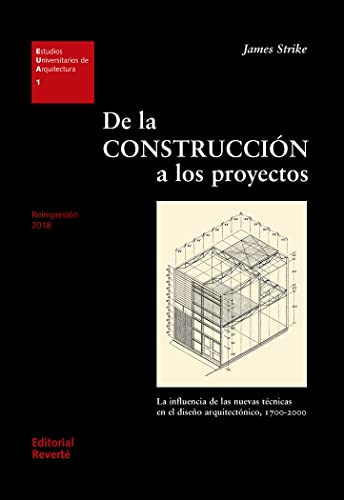 9788429121018: Construction to projects (Spanish Edition)