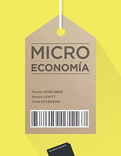 Micro economia: Goolsbee