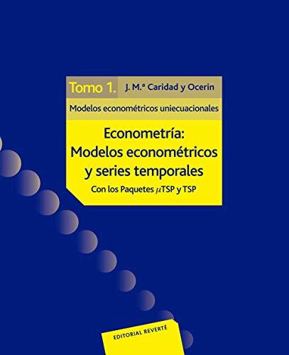 9788429126112: Econometria: Modelos Econométricos Y Series Tempor (Spanish Edition)