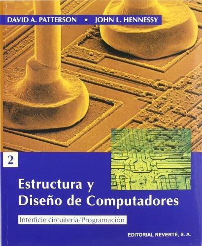 9788429126174: Estructura y diseño de computadores. (1ed) Volumen 2