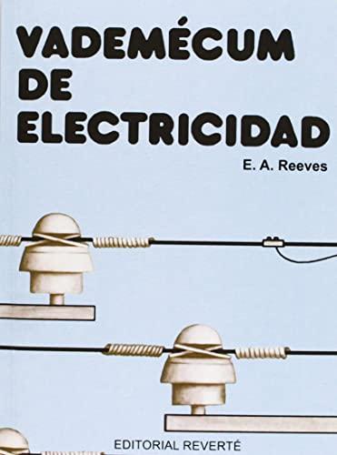 9788429130652: Vademecum de electricidad (Spanish Edition)