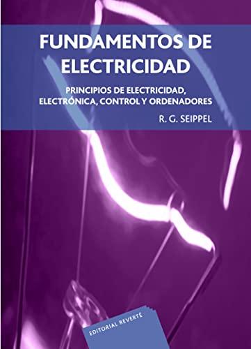 9788429130720: Fundamentos De Electricidad (Spanish Edition)