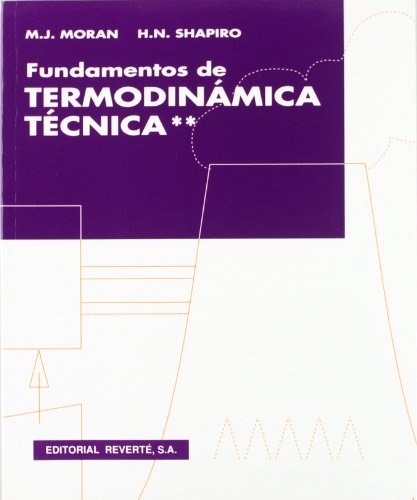9788429141696: Fundamentos de Termodinamica Tecnica 2 (Spanish Edition)