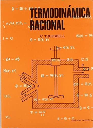 9788429141788: TERMODINAMICA RACIONAL