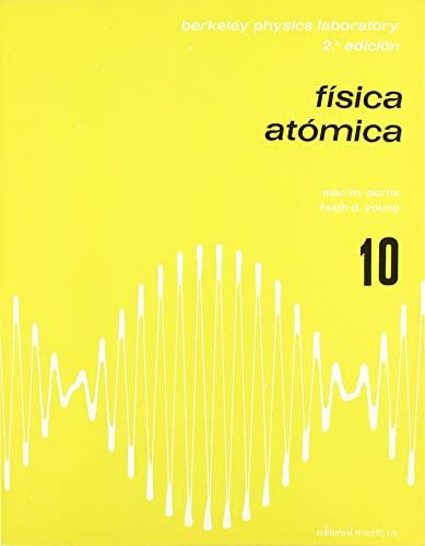 9788429142969: Física atómica (Física de laboratorio de Berkeley)