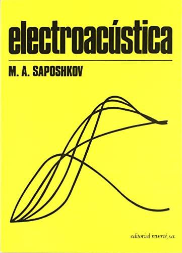 9788429143508: ELECTROACUSTICA