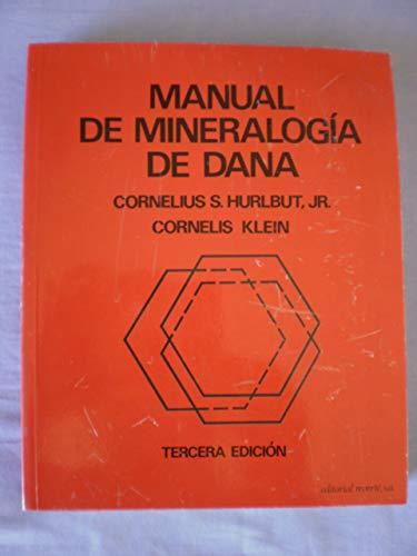 Manual De Mineralogia Dana Pdf