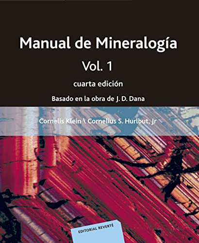 MANUAL DE MINERALOGÍA. VOLUMEN 1: KLEIN, CORNELIS ;