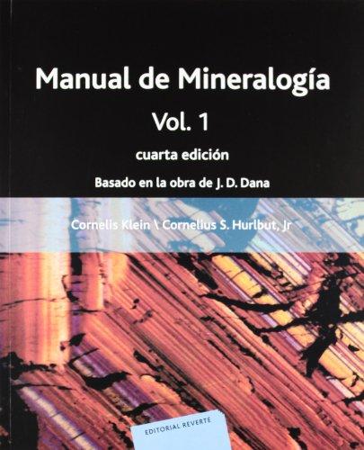 9788429146080: Manual de mineralogia: basado en la obra de j.d. dana (2 vols)