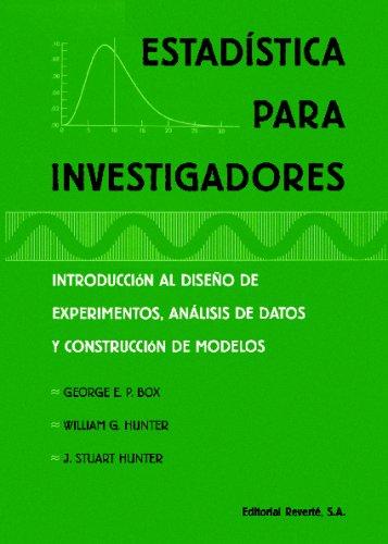 9788429150414: Estadística Para Investigadores (Spanish Edition)