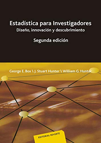 ESTADISTICA PARA INVESTIGADORES.2ªED/BOX: box/hunter