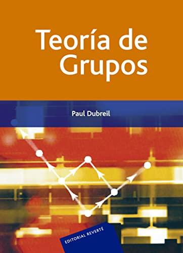9788429150711: Teoría De Grupos