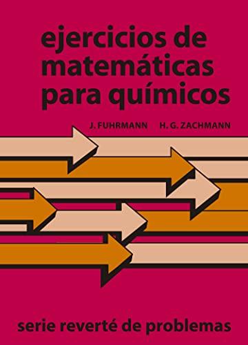 9788429150766: Ejercicios de matemáticas para químicos