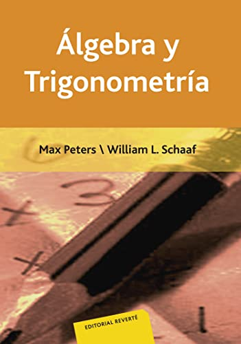Álgebra y Trigonometría (Spanish Edition): Max Peters
