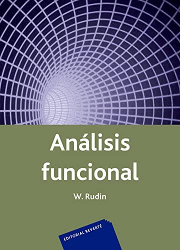 Analisis Funcional: Walter Rudin