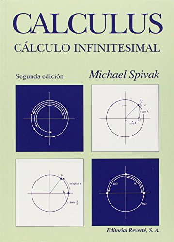 Calculus.: Spivak, Michael
