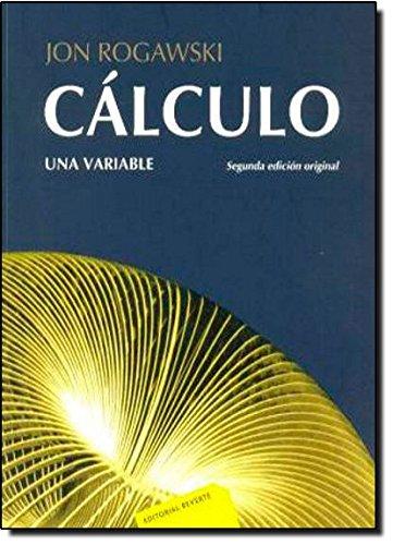 9788429151664: Cálculo: una variable