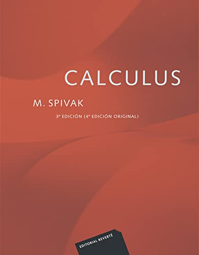Calculus (8429151826) by Spivak, Michael